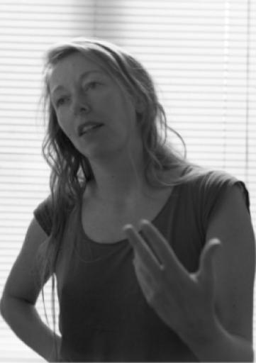 La poeta Nanne Timmer