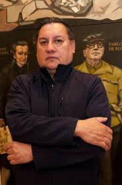El poeta José María Memet.