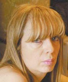 La poeta y narradora Liliana Díaz Mindurry. Crédito de la foto Sandra Cartasso