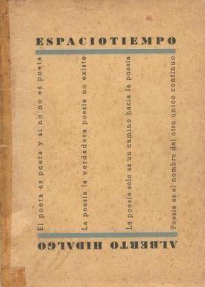 alberto-hidalgo-espaciotiempo-1956-primera-edicion-