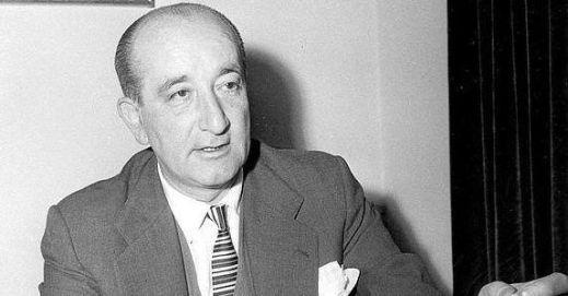 El poeta y fundador del clan Panero, Leopoldo Panero Torbado