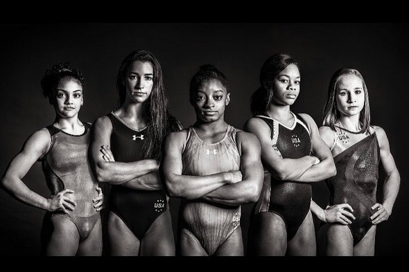 #WCW: The 2016 USA Women's Gymnastics Team