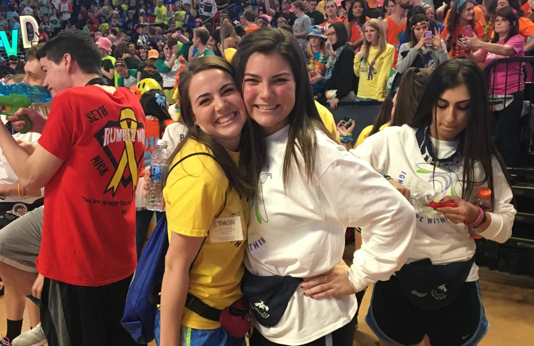 Meet the Valley Girls Dancing This Weekend | THON 2017