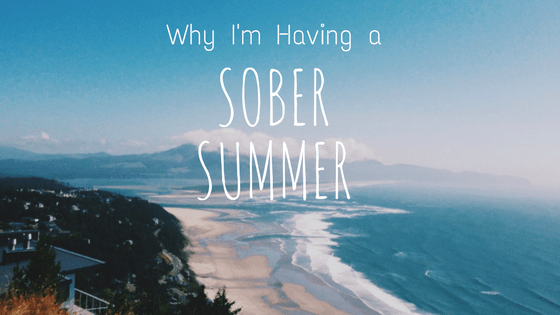 Why This Valley Mom is Having a Sober Summer