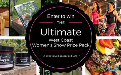Enter to Win the Ultimate West Coast Women's Show Giveaway