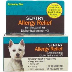 Best Dogs Overdose Benadryl Allergies Sentry Allergy Relief Tablets Dogs Ct Item Sentry Allergy Relief Tablets Dogs Dogs Skin Coat Benadryl bark post Benadryl For Dogs