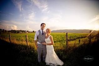 Howard-Smith Wedding | Valley View Farms | Lewisburg, WV