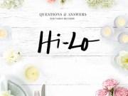questions and answers - hi-lo-destque