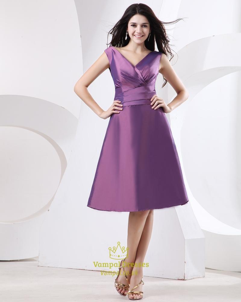 Fullsize Of Purple Cocktail Dresses