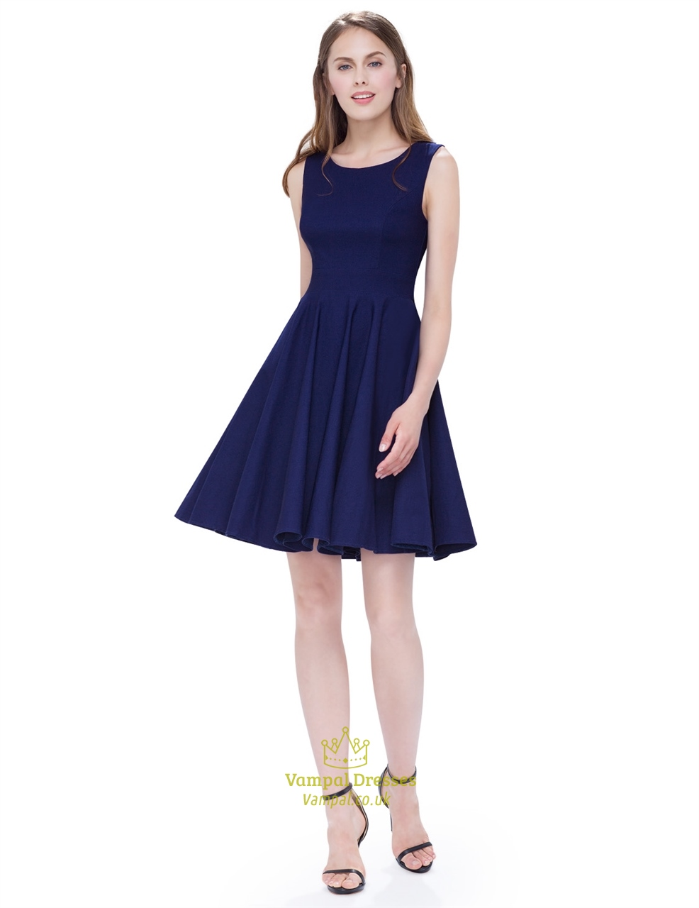 Fullsize Of Fit And Flare Cocktail Dress