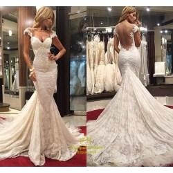 Small Crop Of Wedding Dress Train