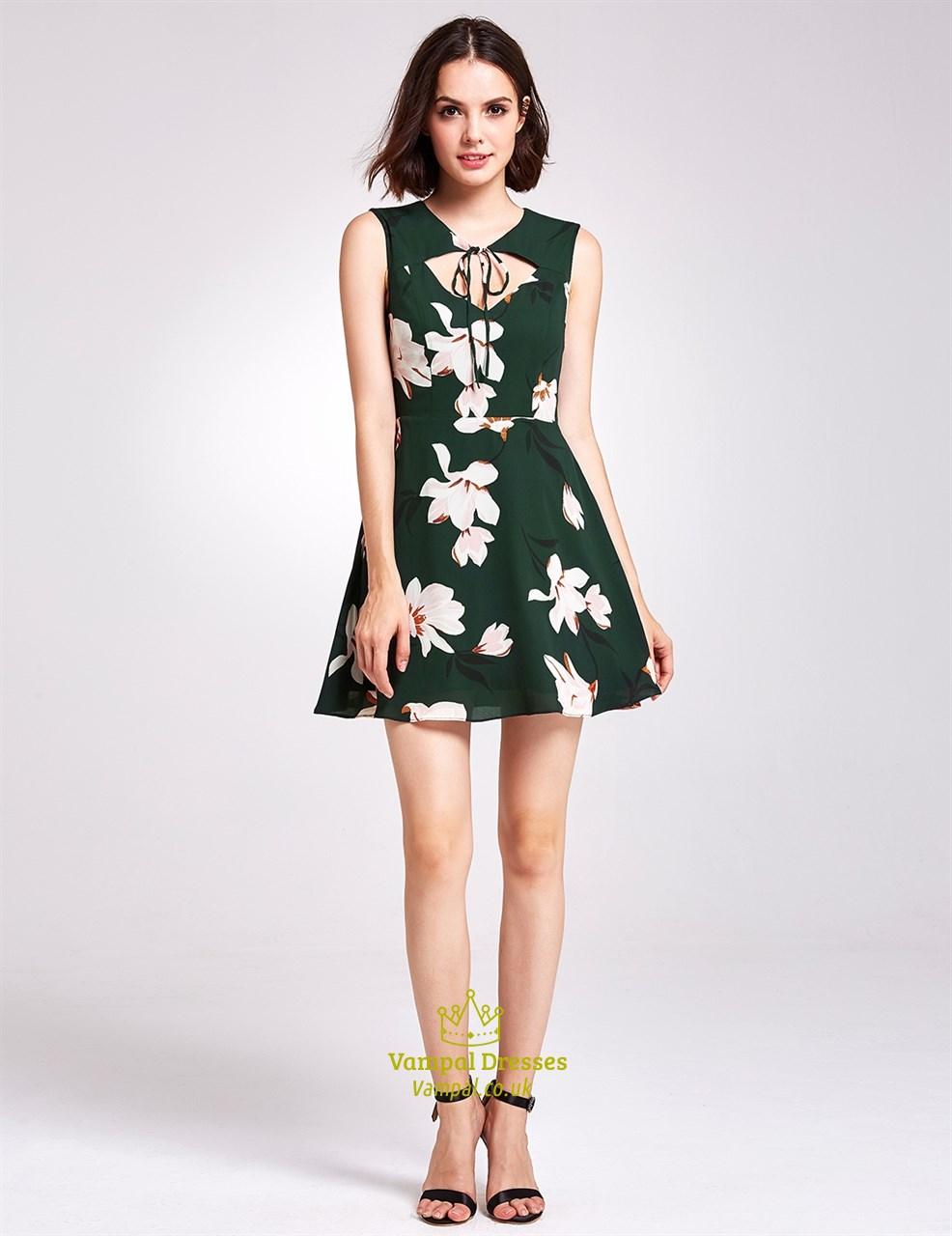 Fullsize Of Dark Green Dress