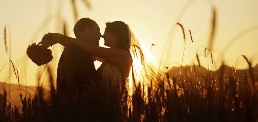 lovers-sunset