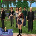 Become a Vampire with Sims 2!