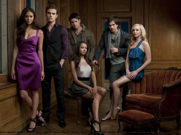 vamp diaires cast1