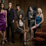 Vampire Diaries Cast Interviews!