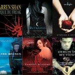 What's Your Favorite YA Vampire Series?