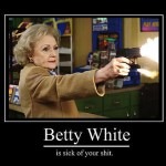 Betty White Joins Cast of Breaking Dawn?