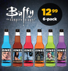 soda Buffy