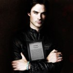 Damon Salvatore – Kindle Giveaway