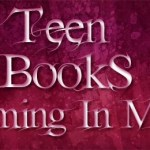 Teen Books Coming May 2011