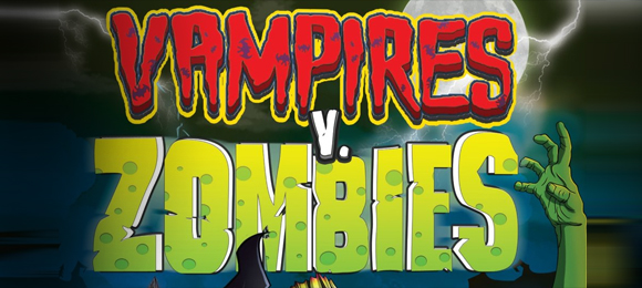 vampires vs zombies header