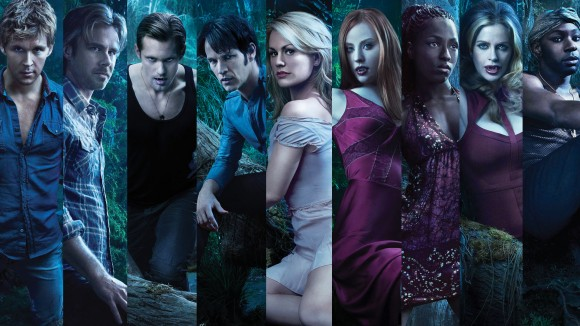 true blood cast blue