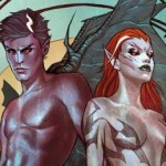 Review of I, Vampire Issue #1