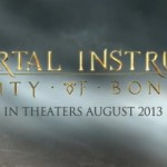 The Mortal Instruments Trailer Has Been Released! Watch Now!