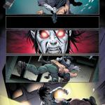 Review of Morbius: The Living Vampire #1