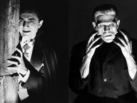 Frankenstein-Dracula