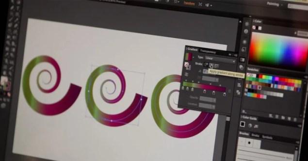 Free Illustrator CS6 tuts