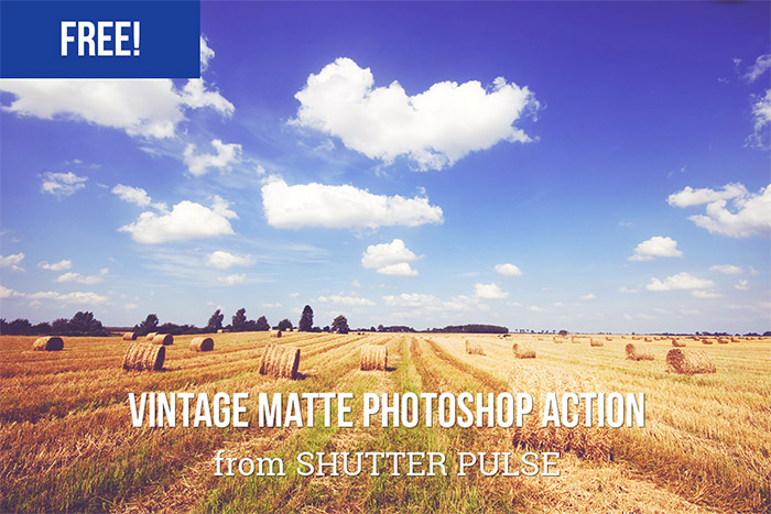 Vintage Matte Action