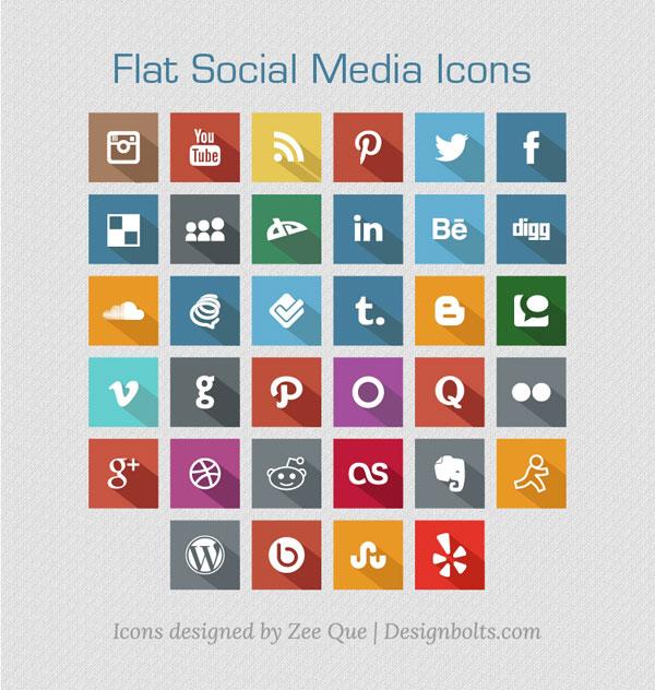 New-Flat-Social-Media-Icons-2013