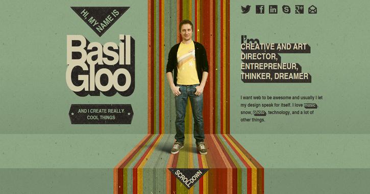 basil gloo website