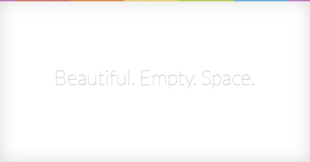 Minimalist Websites
