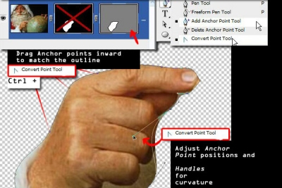 Tutorial for Photoshop's Tools