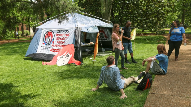 Vanderbilt Students Launch Week-Long Fast in Protest of Wendy's