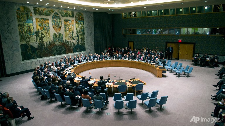 What is Preventing International Intervention in Syria?