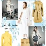 Outfit Inspiration // Faire und nachhaltige Regenjacken