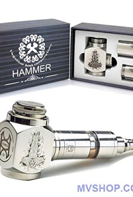 Orignal-Hammer-Mod-Clone-with-extension-tubes-Mechanical-Vaporizer-Vape-0