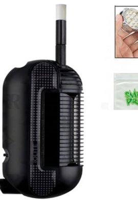 Premium-Black-V2-Iolite-Portable-Vaporizer-Grinder-Baggie-0