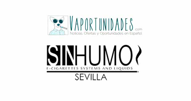 Novedades desde Sin-Humo Sevilla – Mods, atomizadores y aromas…