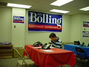 Volunteers Arrive and Start Calling For Bob!