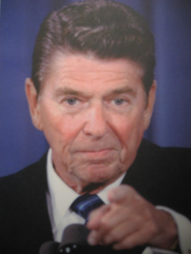 Reagan photo