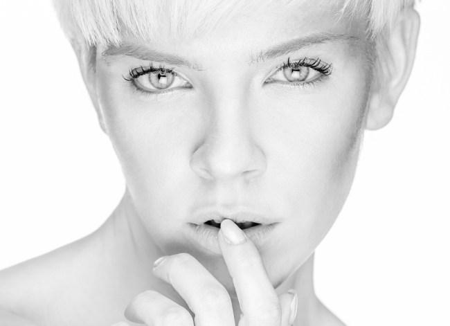 Alessandra Bergomi - beauty by Vasilios Valassis Fotografo Moda e Beauty