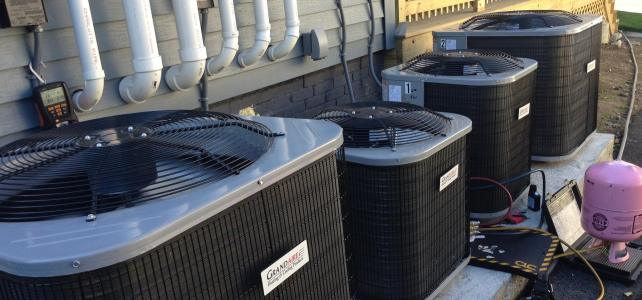 Start-up 4 systems,AC and HEAT