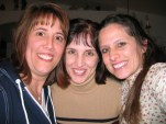 Dec 2003 - Lisa, Steph, & Kim