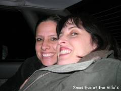 Dec 2003 - Kim & Steph
