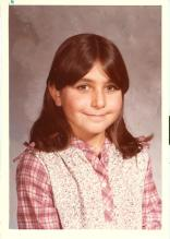 1979 - Marjan's 4th Grade class picture